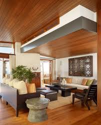 Interior Rumah Kayu Ramah Lingkungan