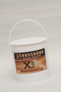 Crossbond™ X3 Lem untuk Konstruksi Kayu yang Ramah Lingkungan Berdaya Rekat Kuat