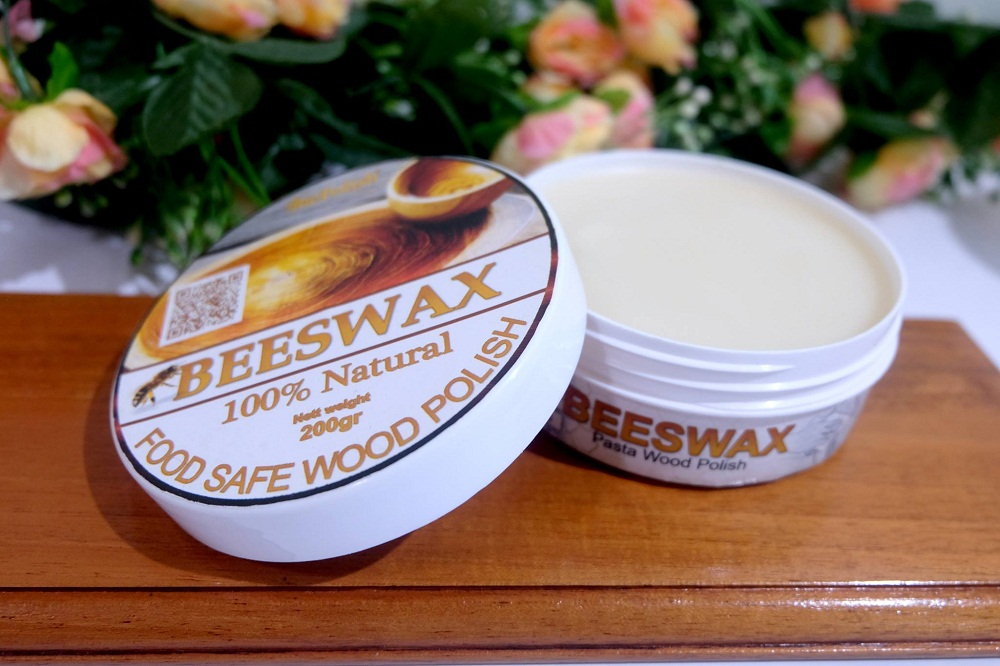 Biopolish® - Beeswax Food Grade Wood Polish