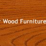 caring for your wood furniture